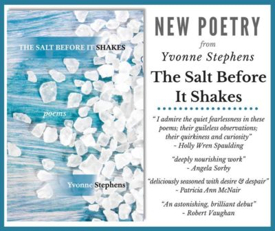 "Book Signing: ""The Salt Before It Shakes"" with Yvonne Stephens"