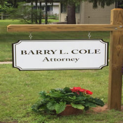 Barry L. Cole Attorney