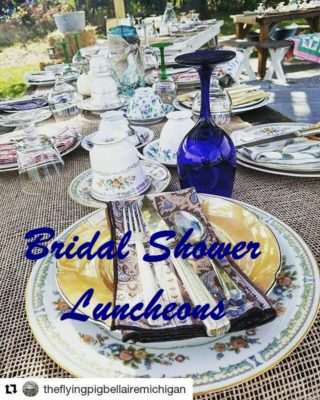 Book the Applesauce Inn B&B for your Bridal Shower!