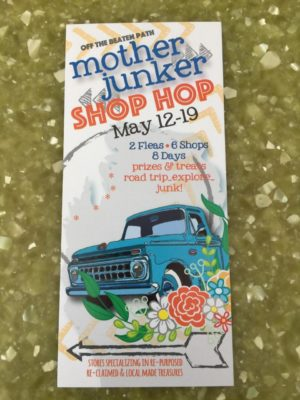 MOTHER JUNKER SHOP HOP 2018