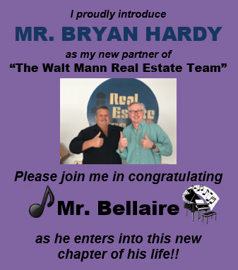 The Walt Mann Real Estate Team Announcements New Member