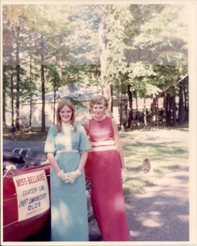1970 queen and runner up