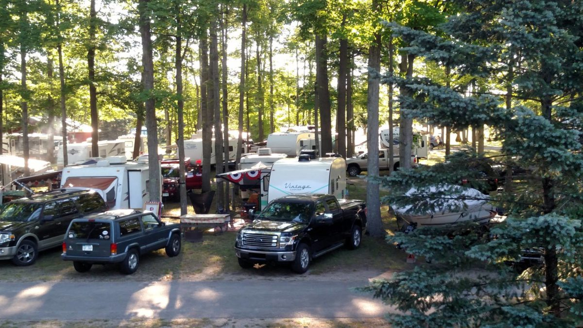 Featured Business of the Month: Chain of Lake Campground