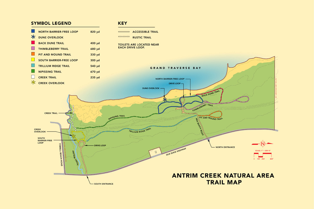 Antrim Creek Natural Area