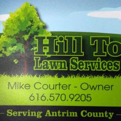 Hilltop Lawn Services