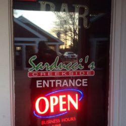 Sarducci's Creekside Italian Restaurant