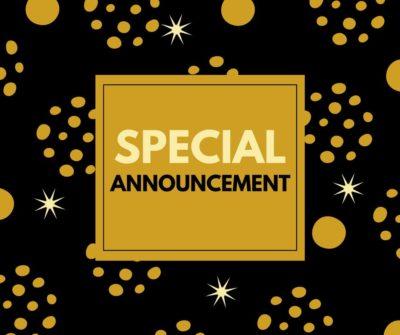 Moka/ Starlight Special Announcement