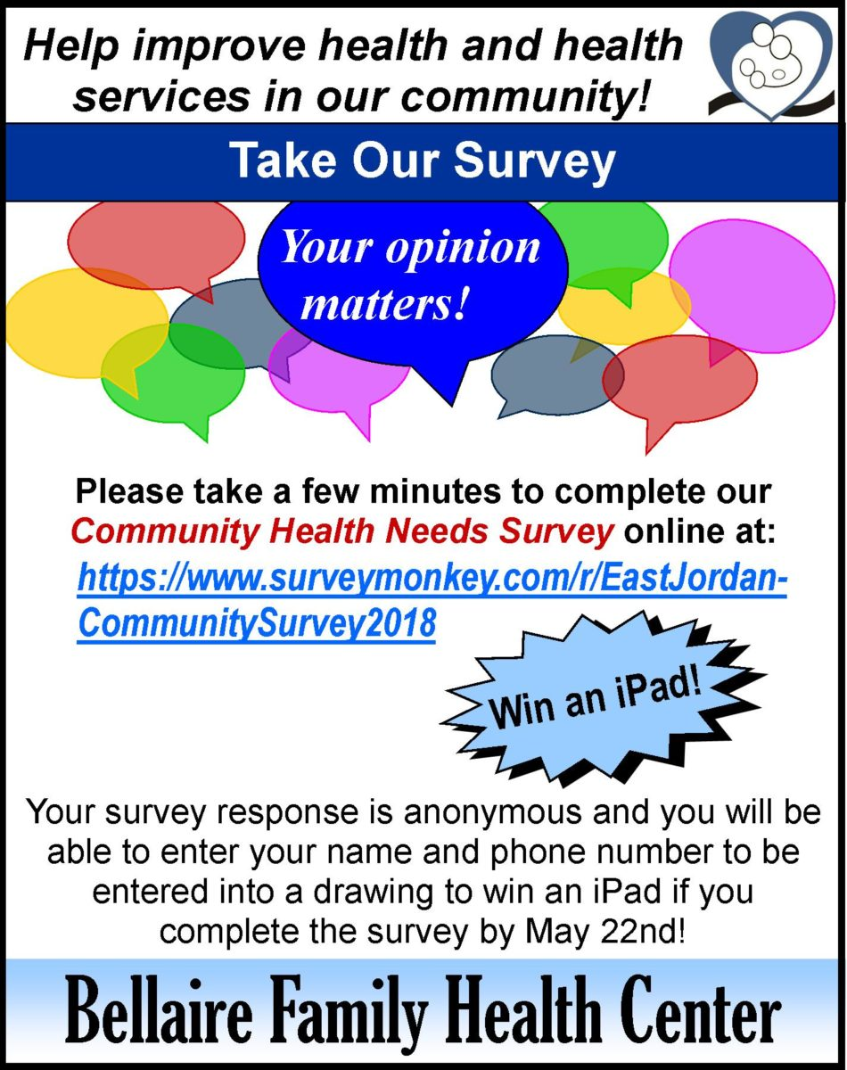 Help improve health and health services in our community.