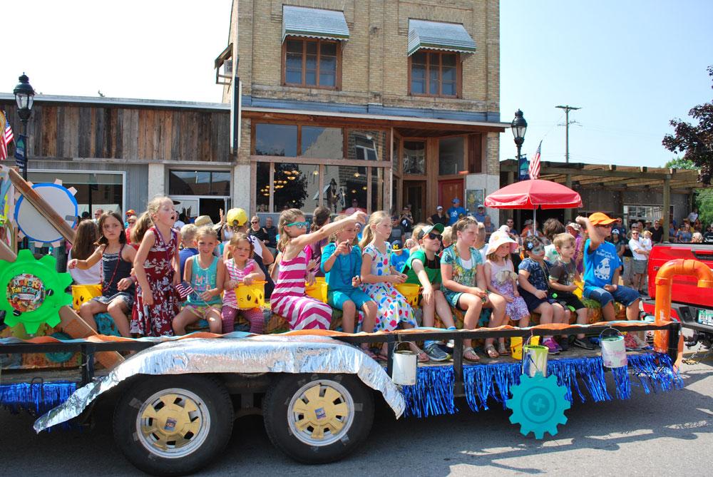 Rubber Ducky Parade