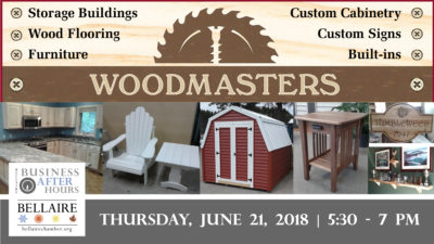 Business After Hours – Woodmasters