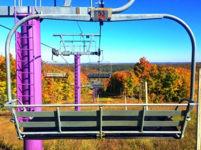 MOTHER NATURE'S ANNUAL FALL COLOR SPECTACULAR ON THE HORIZON