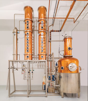 Read more about the article Tour Our Production Campus – Mammoth Distilling
