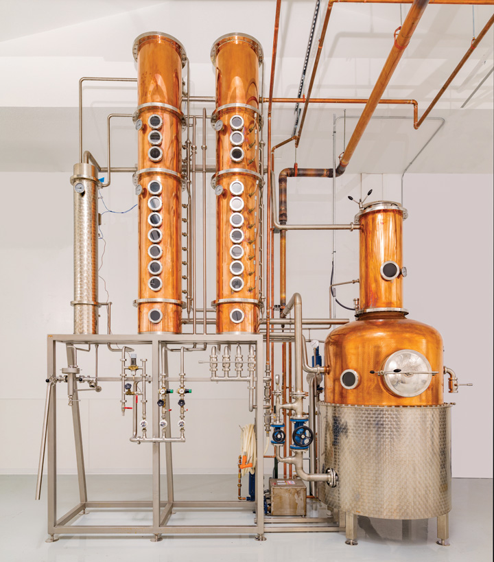 Tour Our Production Campus – Mammoth Distilling