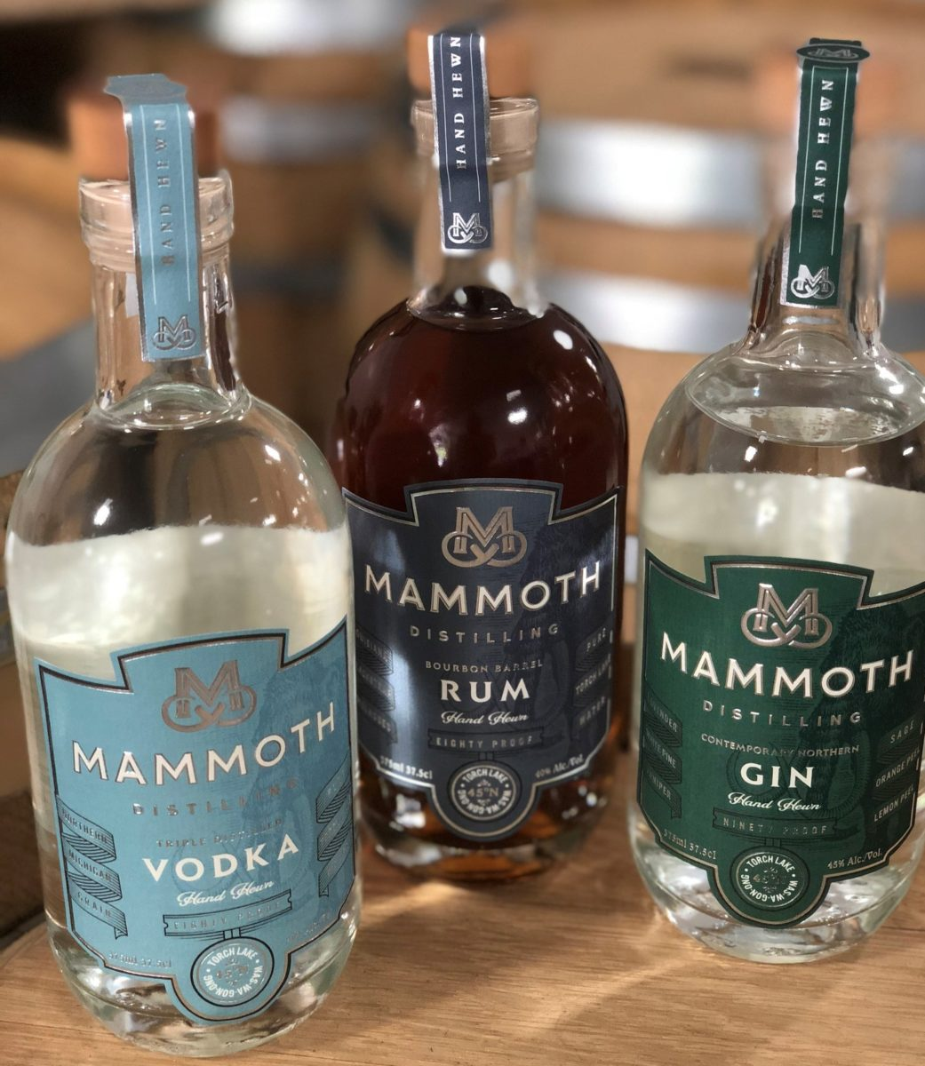 Updated Packaging Brings Refreshing New Look to Mammoth Distilling