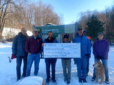 Glacial Hills Awarded Traverse City Track Club 2018 Fall Grant
