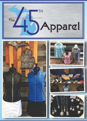 Read more about the article The 45th Apparel has expanded!