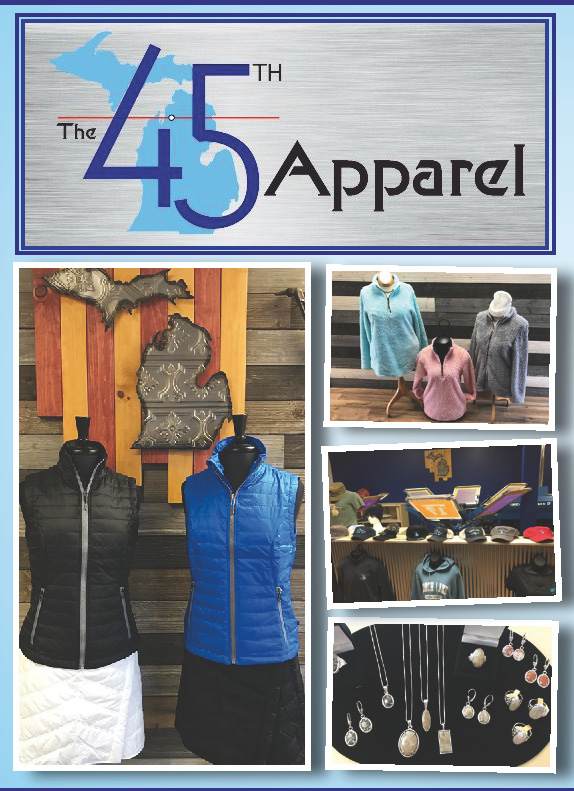 The 45th Apparel has expanded!