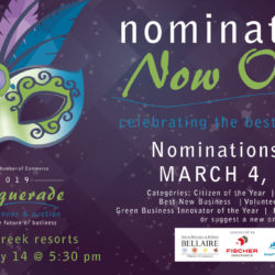 Community Awards Nominations – Now Open