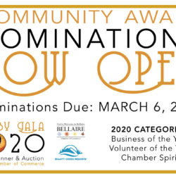 Community Award Nominations – NOW OPEN