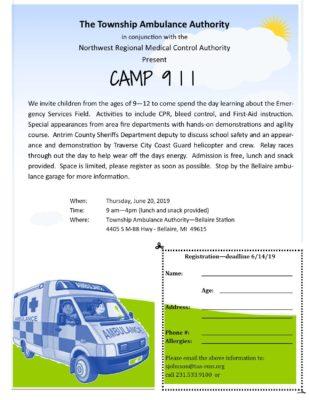 Camp 911