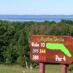 Antrim Dells Golf Course