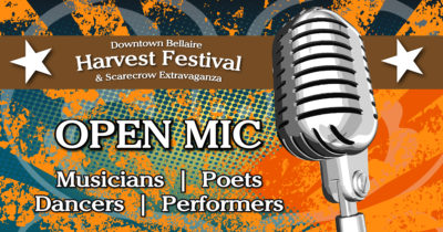Open Mic – Call for performers!​