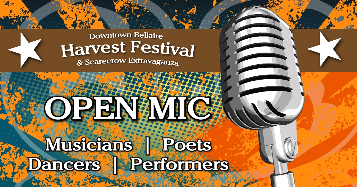 Open Mic – Call for performers!