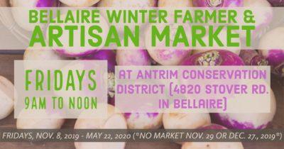 Bellaire Winter Farmer & Artisan Market