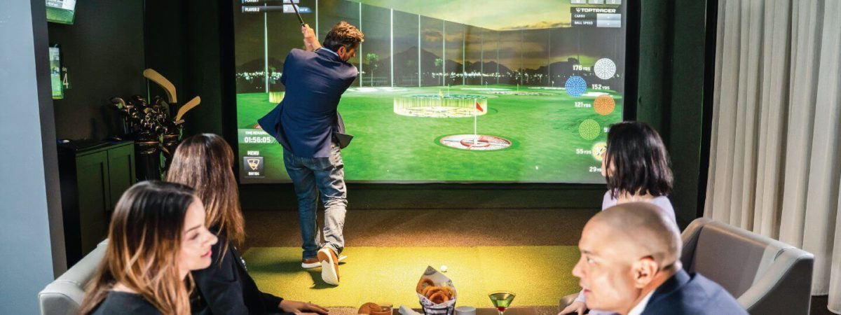 Topgolf Swing Suite at Shanty Creek Resorts