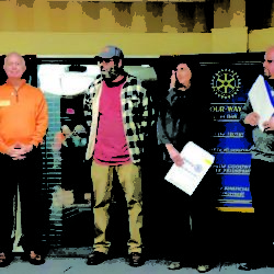 'Help us to help others' Bellaire Rotarians look to build on foundation of success