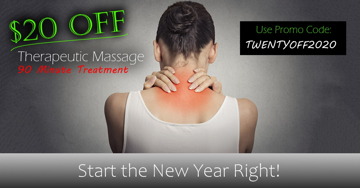 AfterEffect – Restorative Body Therapy – January Special
