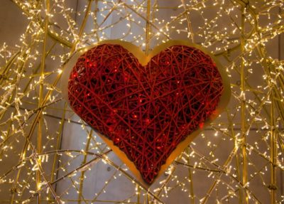 Valentine's Day in the Bellaire Area