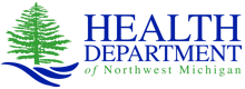 Information from The Health Department of Northwest Michigan