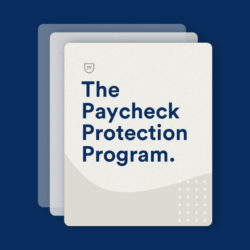 The Paycheck Protection Program