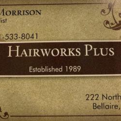Hairworks Plus