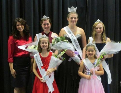 Miss Bellaire Court  2015