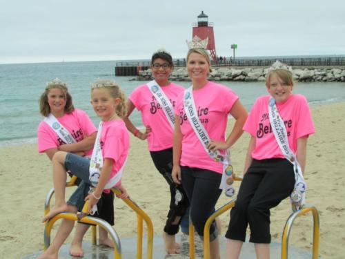 Miss Bellaire Court 2013