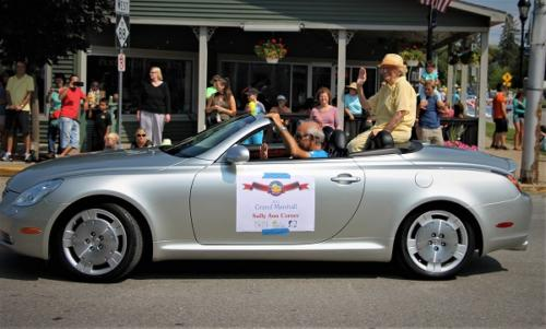 5-Grand Marshal        Sally Ann