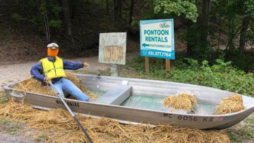 Bellaire pontoon rental