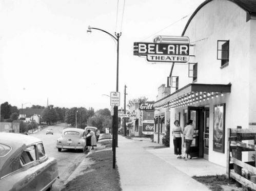 Bel air theater