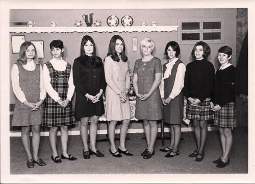 1968 Judging